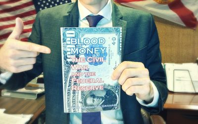 Blood Money: The Civil War And The Federal Reserve Book Review
