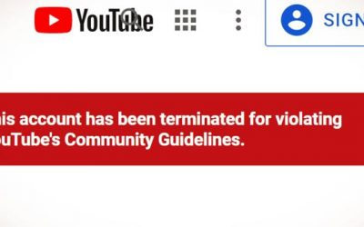 Officially BANNED Off YouTube For Exposing The Scamdemic